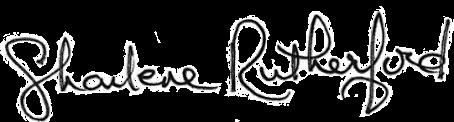 Sharlene Signature
